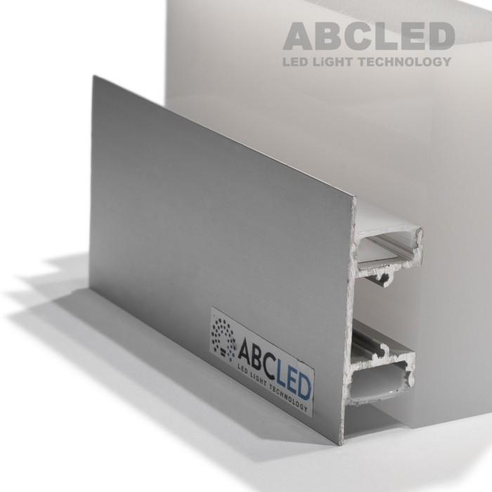 Abcled.ee - Алюминиевый профиль двухсторонний AP4917 накладной