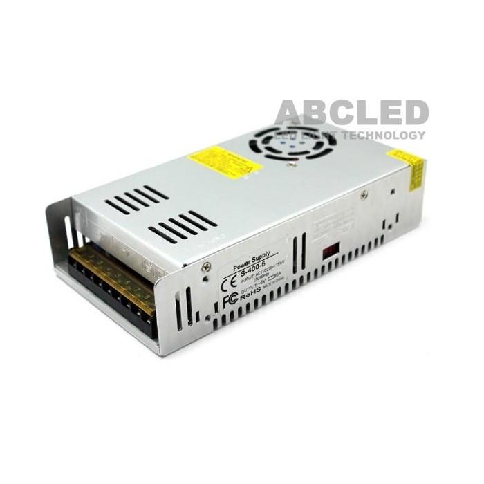 Abcled.ee - LED блок питания 5V 80A 400W