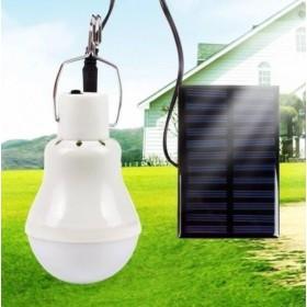 Abcled.ee - Led solar bulb S-1200 6000K 5W 130Lm