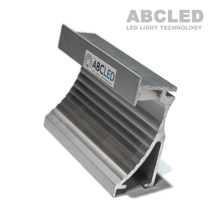 Abcled.ee - Алюминиевый профиль AP7026 встраиваемый