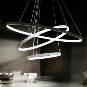 Abcled.ee - Светодиодная кольцевая лампа 3в1 4000K 10W/m на