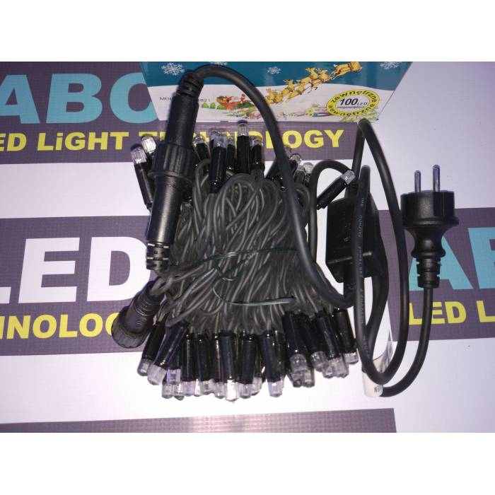 Abcled.ee - Led outdoor Christmas lights FLASH 100Led 10m IP44