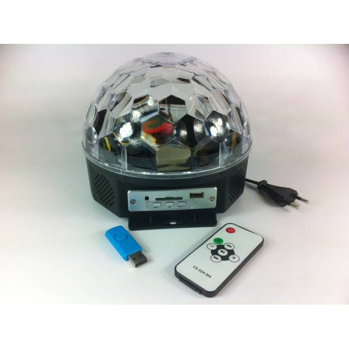 Abcled.ee - Disco lamp + USB, Mp3, Bluetooth