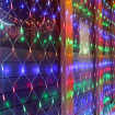LED Net lights RGB 160Led 0,8x2m with controller 8 programs