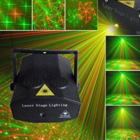 Abcled.ee - Led indoor Disco projector Sound Activated 220V