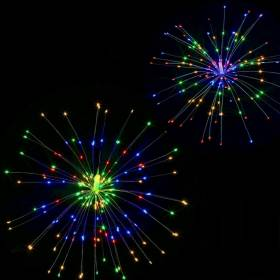 Led jõulukaunis 200Led 70cm RGB kontrolleriga 230V