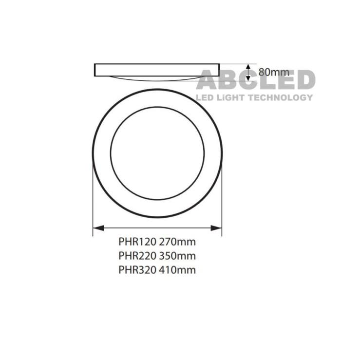 Abcled.ee - Светильник потолочный TOFIR PHR 3X20W E27