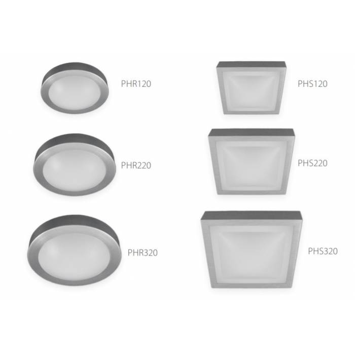 Abcled.ee - Ceiling light TOFIR PHS 3x20W Е27