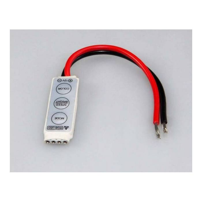 Abcled.ee - LED RGB контроллер mini 12V