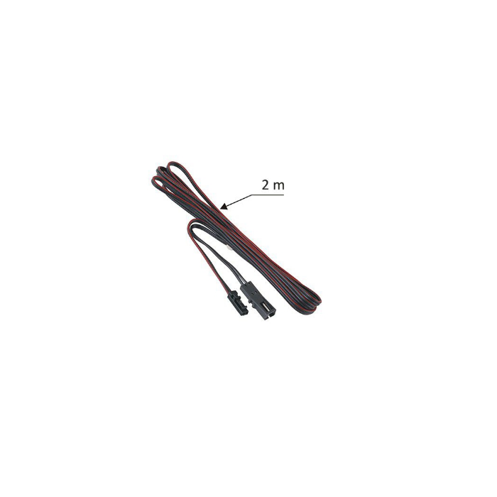 Abcled.ee - Кабель 2 м с коннектором для разделителя