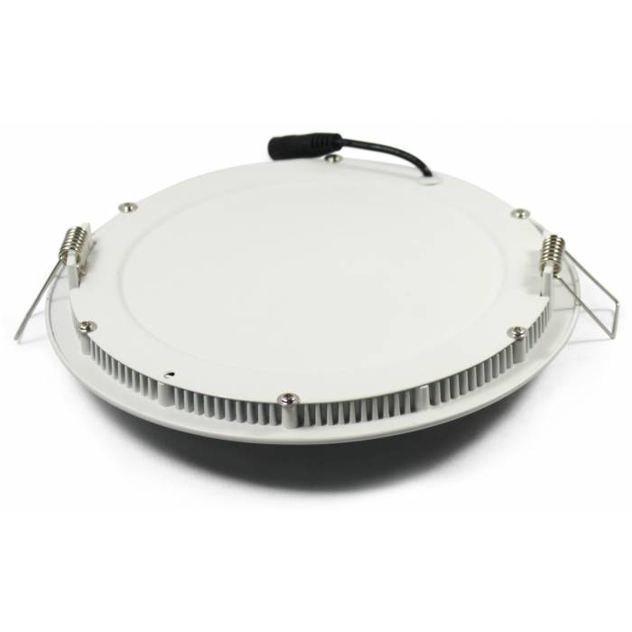 Abcled.ee - LED panel light round recessed 15W 6000K 1200Lm