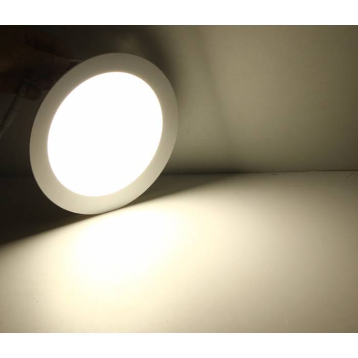Abcled.ee - LED panel light round recessed 24W 6000K 1920Lm