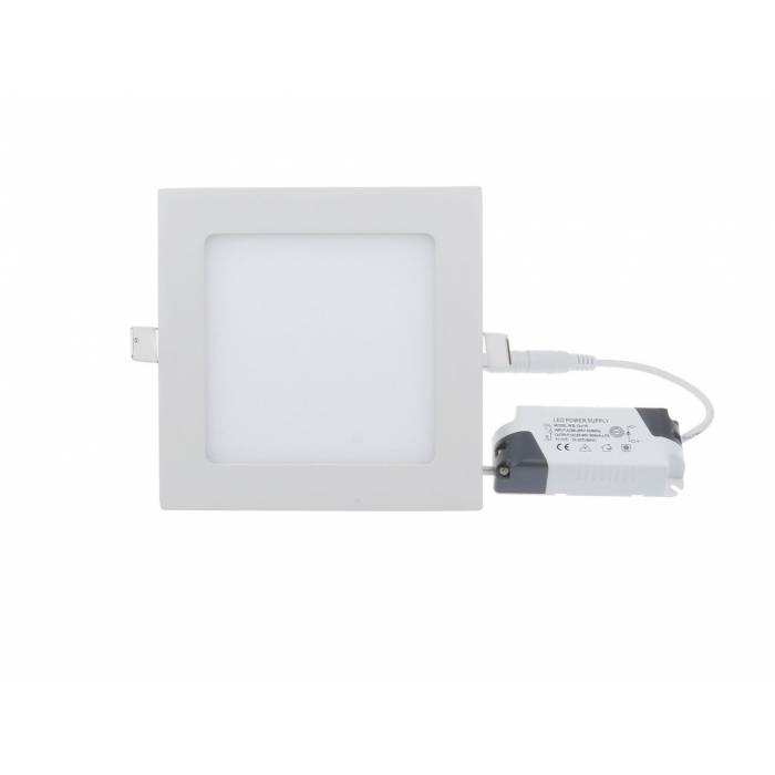 Abcled.ee - LED panel light square recessed 12W 6000K 960Lm