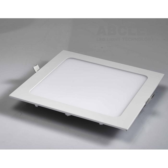 Abcled.ee - Led панель квадратная встраиваемая 9W 6000K 720Lm