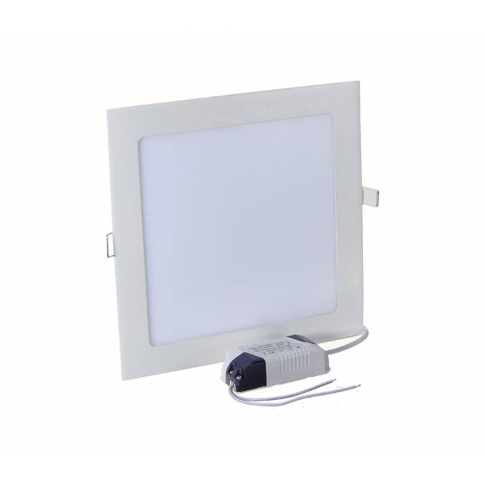 Abcled.ee - LED panel light square recessed 3W 6000K 240Lm IP20