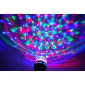 Abcled.ee - LED лампочка E27 3W RGB
