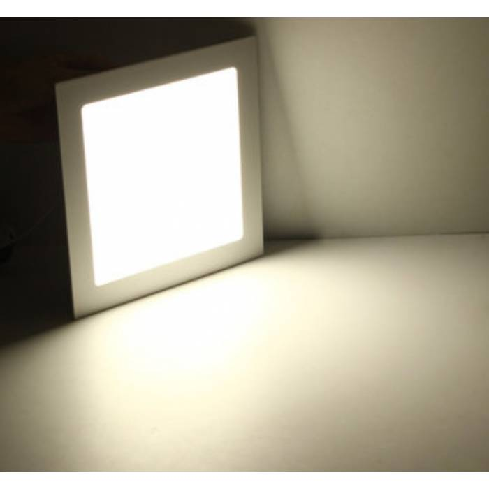 Abcled.ee - DiM LED panel light square recessed 6W 4000K 480Lm