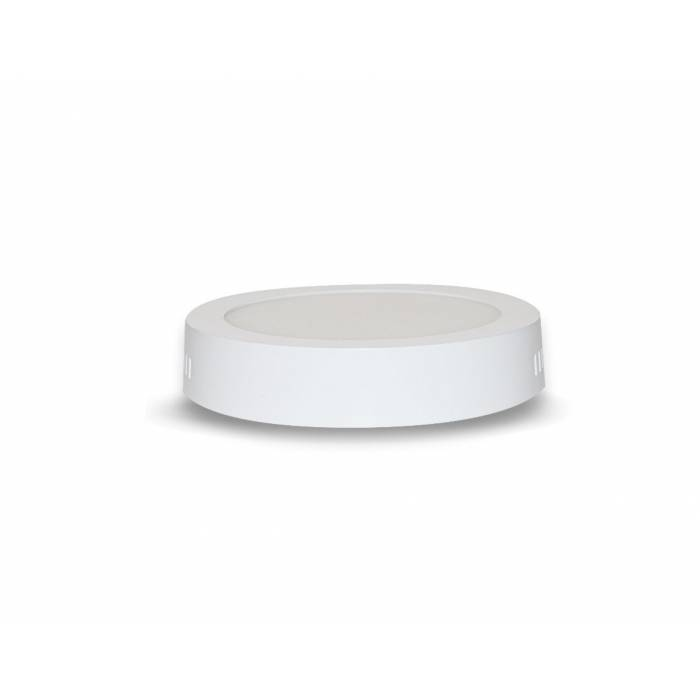 Abcled.ee - LED panel light round surface 6W 4000K 350Lm IP20