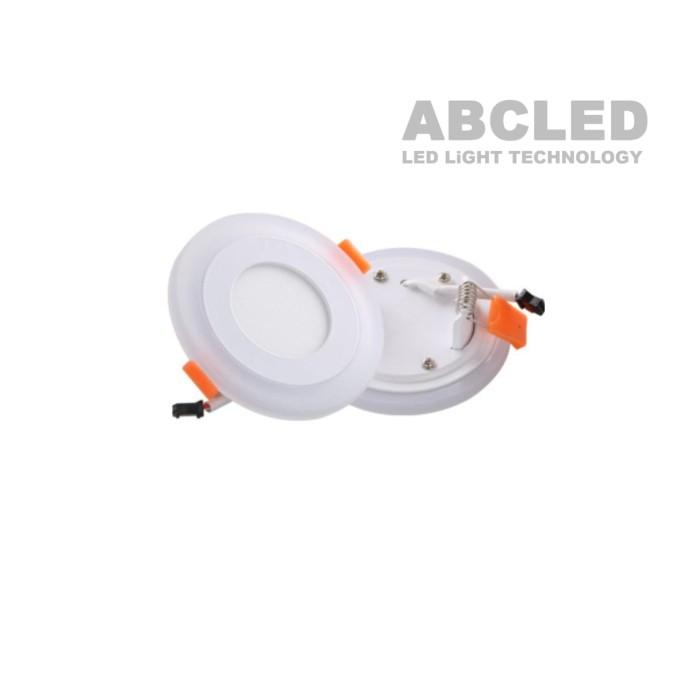 Abcled.ee - LED панель 18W+6W DualWhite 3000K+4100K круглая