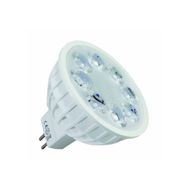 Abcled.ee - 4W RGB+CCT MR16 12V LED smart bulb Wifi, 2.4 GHZ