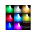 Abcled.ee - 8W DMX RGB+CCT E27 LED Light smart bulb Wifi, 2.4