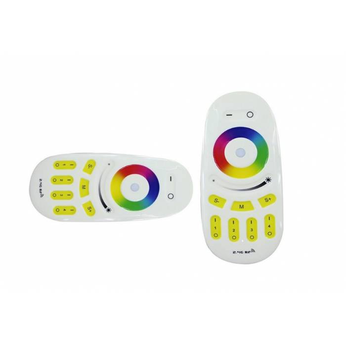 Abcled.ee - RGBW пульт управления Touch RF 2.4 GHz 4-Zone