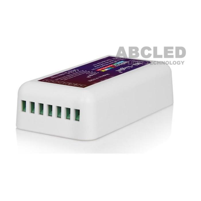 Abcled.ee - RGB+CCT DMX 512 Led контроллер 10A, Wifi 2.4 GHz