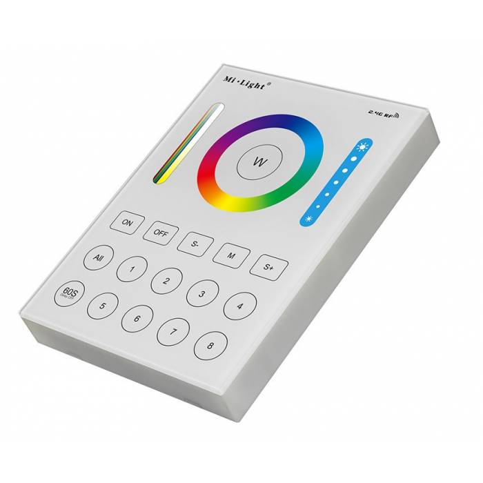 Abcled.ee - RGB+CCT smart panel remote controller 2.4 GHz