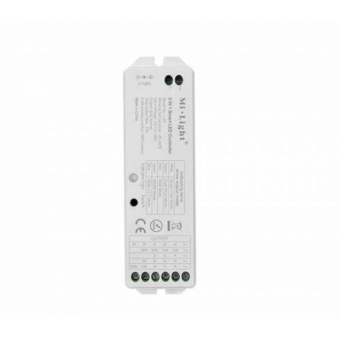 Abcled.ee - 5 in1 Led контроллер 15A 12-24V Wifi, 2.4 GHz