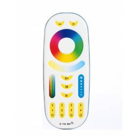 Abcled.ee - RGB+CCT remote controller 2.4 GHz 4-Zone Milight