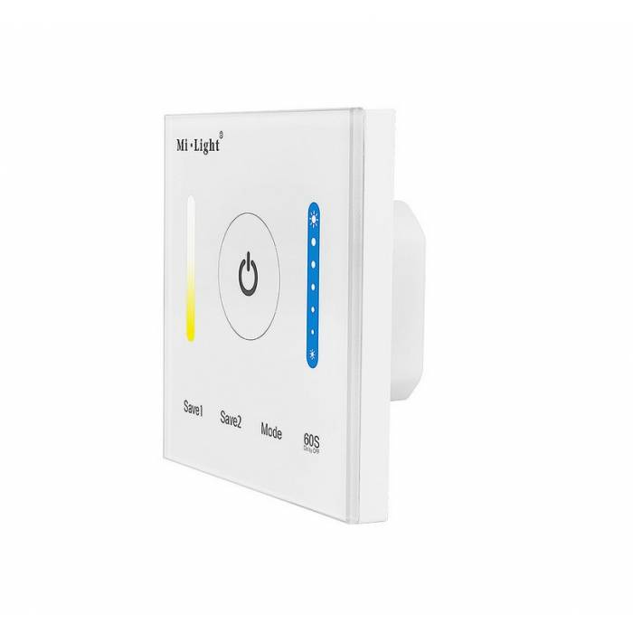 Abcled.ee - Dual White Led smart panel controller 2.4 GHz