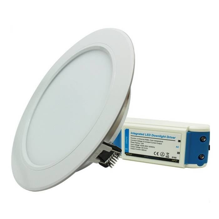 Abcled.ee - RGB+CCT LED smart светильник 12W Wifi 2.4GHz