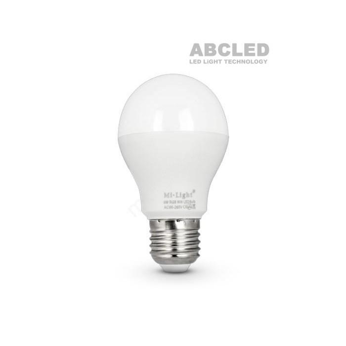 Abcled.ee - 6W RGB+CCT E26 / E27 / B22 LED Light smart лампочка