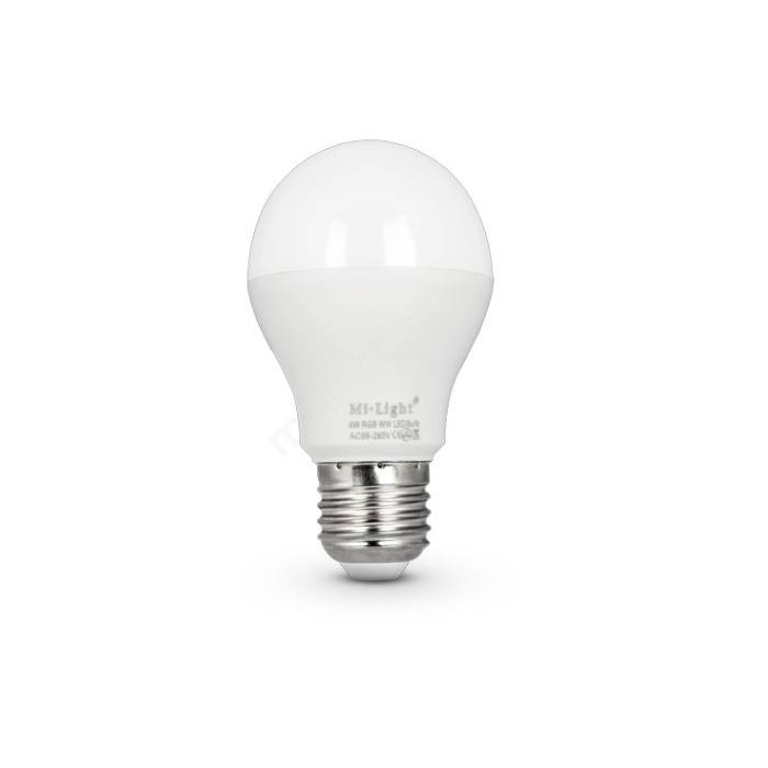 Abcled.ee - 6W Dual White E26 / E27 / B22 LED Light smart pirn