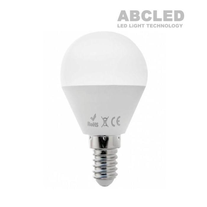 Abcled.ee - Led bulb E14 G45 3000K 5W 400LM 230V