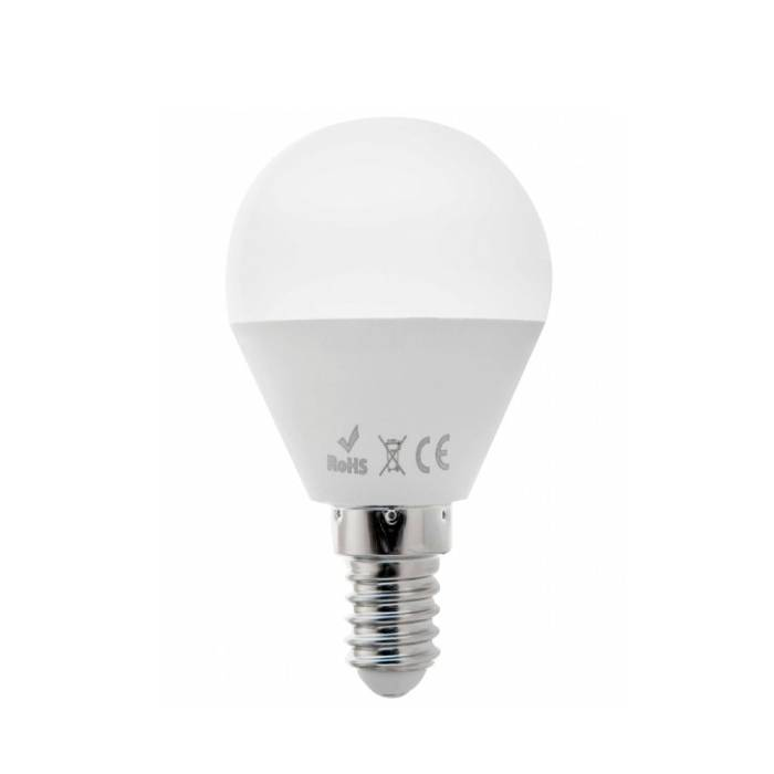 Abcled.ee - Led bulb E14 G45 4000K 5W 400LM 230V
