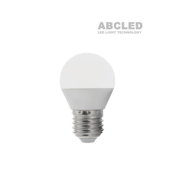 Abcled.ee - Led лампочка E27 G45 6000K 5W 400LM