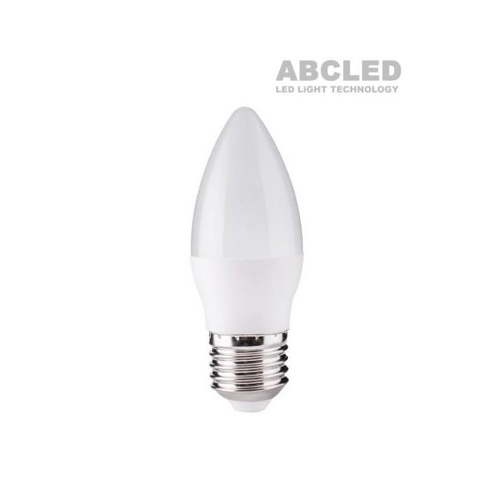Abcled.ee - LED лампочка E27 C37 3000K 5W 400LM