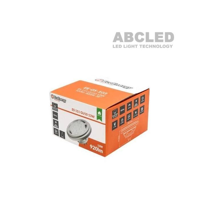Abcled.ee - Led bulb GU10 ES111 6000K 13W 920LM