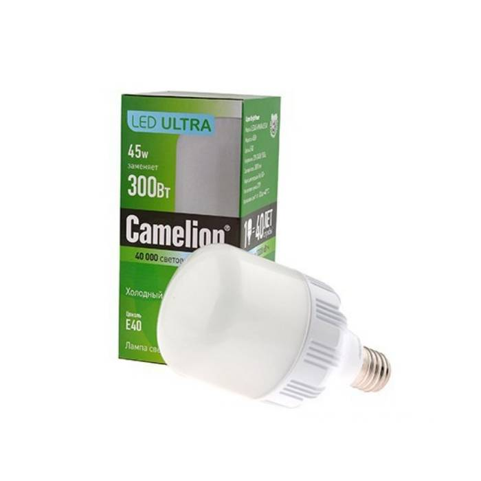 Abcled.ee - Led bulb E40 4500K 45W 3820LM