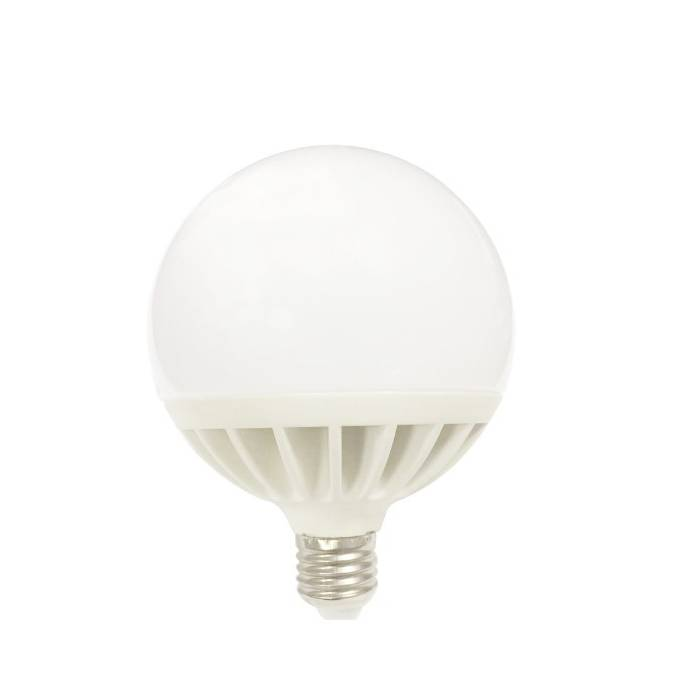 Abcled.ee - LED лампочка E27 G120 3000K 17W 1350LM