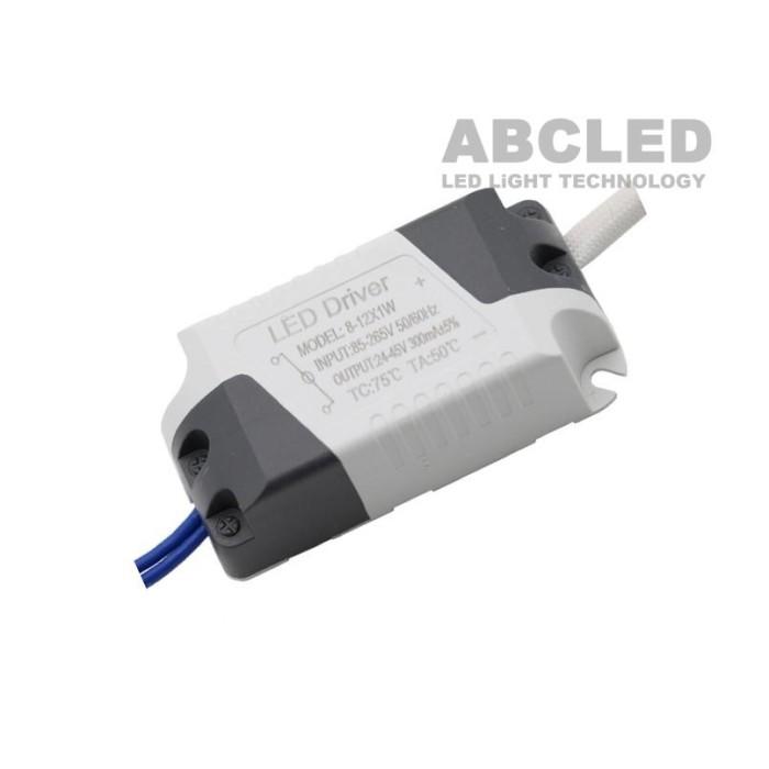 Abcled.ee - LED драйвер 24-42V 280mA 8-12W