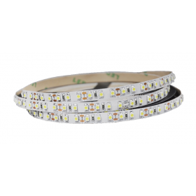 LED Riba Kollane 3528smd, 120l/m, 9,6W/m, 960Lm/m, IP20, 12V Premium