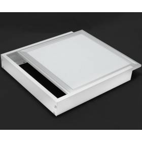 Abcled.ee - Aluminium frame 600x600 white for LED panel