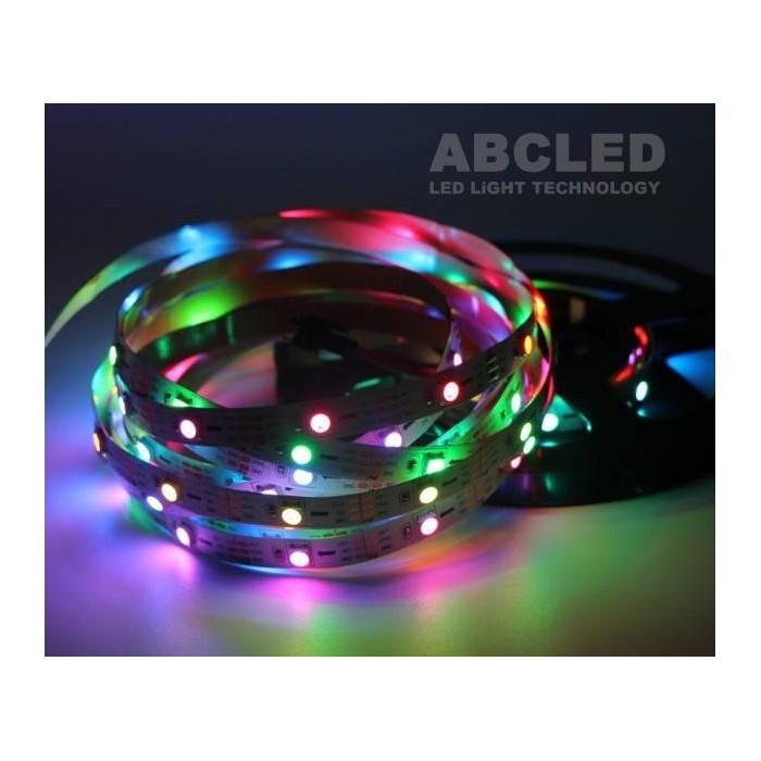 Abcled.ee - WS2812B Pixel RGB LED Лента 5050smd, 30Led/m