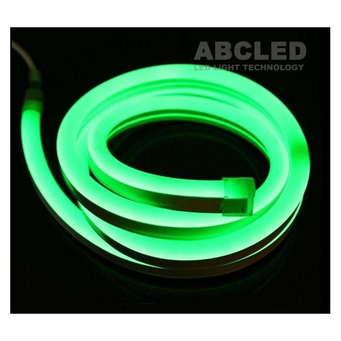 Abcled.ee - Neon Flex LED Лента Зеленая 5050smd, 60Led/m