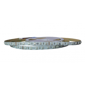LED Strip RGB 5050smd, 60Led/m, 14,4W/m, IP20, 12V Standart