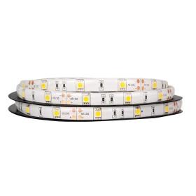 LED Riba 3000k 5050smd, 60Led/m, 14,4W/m, 1200 Lm, IP65, 12V Premium