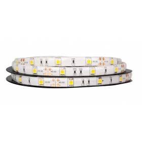 LED Strip 3000k 5050smd, 60Led/m, 14,4W/m, 1200 Lm, IP65, 12V Premium