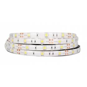 LED Strip 6000k 5050smd, 60Led/m, 14,4W/m, 1200 Lm, IP65, 12V Premium